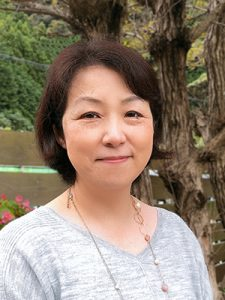 亀山 京子